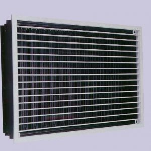 H GRILLE SHUTTERS